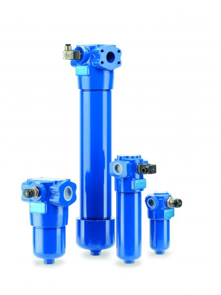 In-Line Pressure Filters & Elements