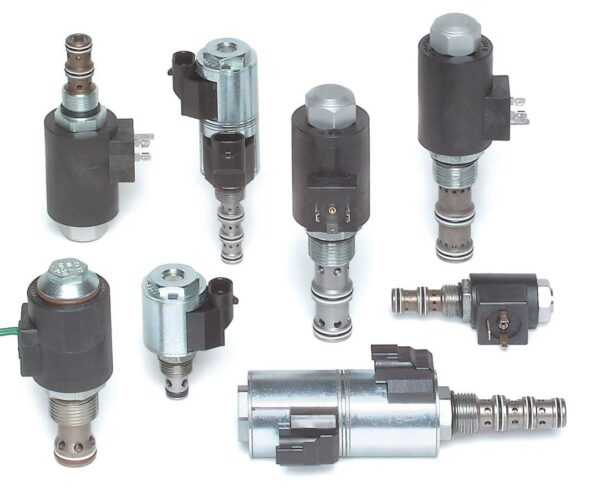 Electro-Proportional Valves Image