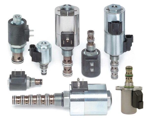 Solenoid-Operated On Off Valves Image